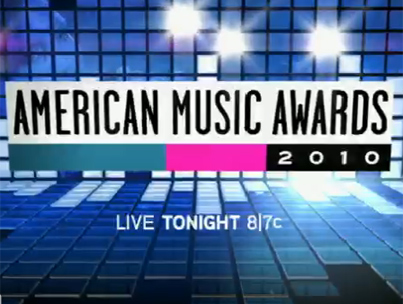 2010 American Music Awards Winners List