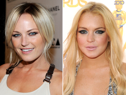 Malin Akerman Replaces Lindsay Lohan in 'Inferno'