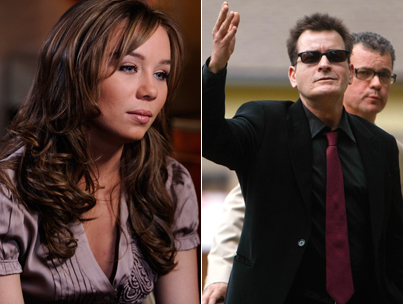 Capri Anderson: Charlie Sheen Said 'I'm Going to Kill You'