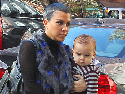Kourtney Kardashian Explains Baby Mason's Hospitalization