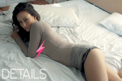 Olivia Wilde Exposes Herself to 'Details'