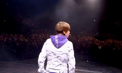 New Justin Bieber 'Never Say Never' Trailer Released (VIDEO)