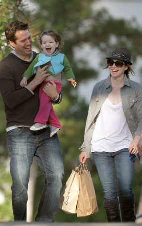 Alyson Hannigan's Daughter Catches Some Air (PHOTOS)