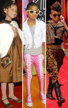 Willow Smith's Style Evolution (PHOTOS)