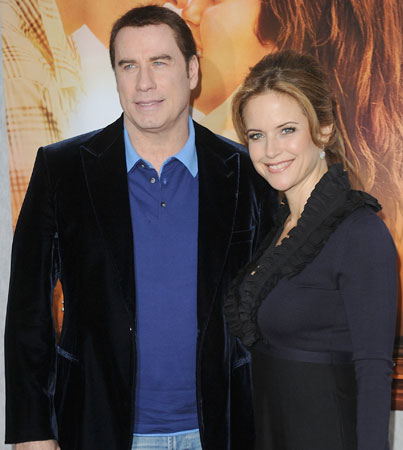 Kelly Preston and John Travolta Welcome Son