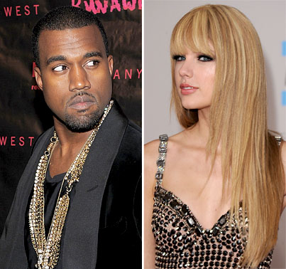 Kanye West Trashes Taylor Swift Again!