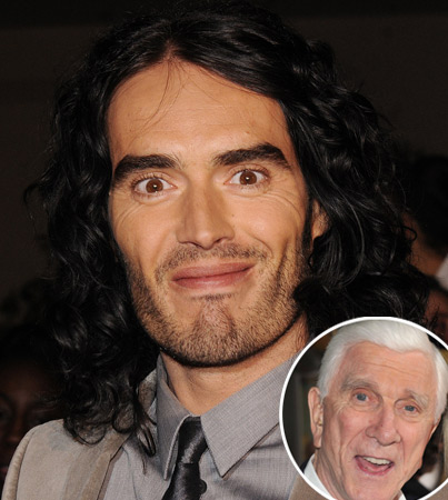 Russell Brand, Others Remember Leslie Nielsen