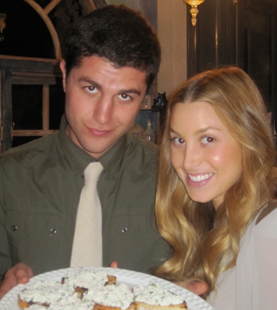 Thanksgiving With Whitney Port