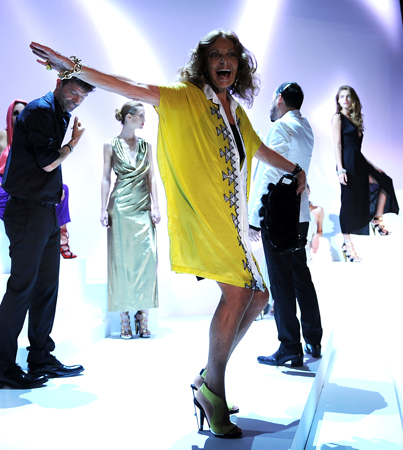Diane von Furstenberg Gets UNRACKED (VIDEO)