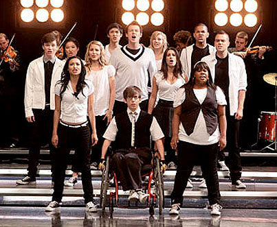 'Glee' Does Florence and the Machine — Full Song! (MUSIC)