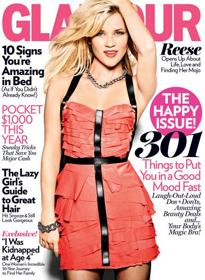 Reese Witherspoon Stuns in Glamour