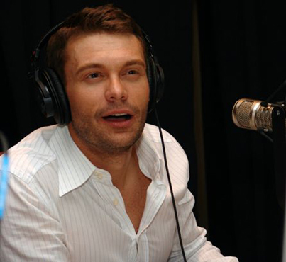 Ryan Seacrest Gets Three More Years on the Radio