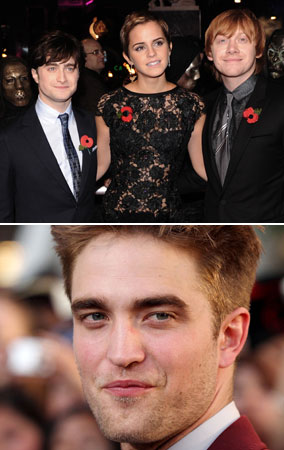 Robert Pattinson and 'Harry Potter' Cast Top UK Rich Under 30 List (PHOTOS)