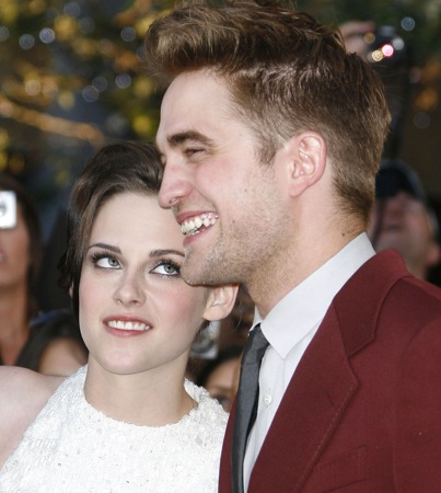 Robert Pattinson and Kristen Stewart Win Most Stylish Couple Poll