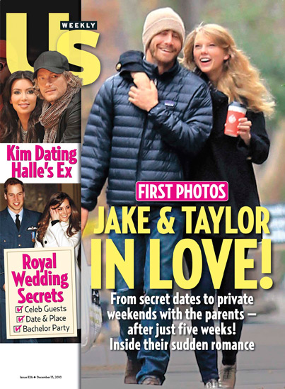 Jake Gyllenhall Taylor Swift Us Weekly