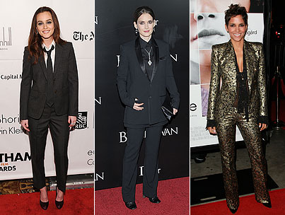 Ladies in Suits: Who Wore It Better? (POLL)