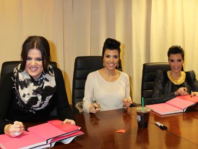 Kardashian Konfidential Hits #4 on the Bestseller List!-photo