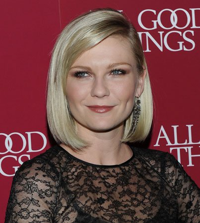 Kirsten Dunst Brushes Off Swyllenhaal Questions