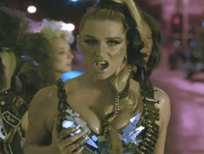 Watch Ke$ha's New 'We R Who We R' (VIDEO)