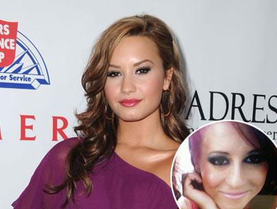 Will Demi Lovato's Punch Victim Sue?