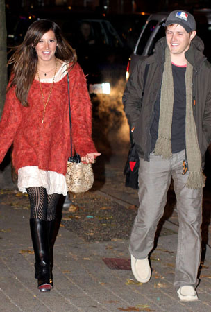 Ashley Tisdale Has Dinner with Lucas Grabeel in Vancouver-photo