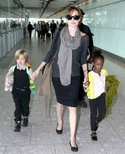 Angelina Jolie: Leave Shiloh Alone!