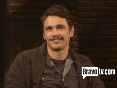James Franco Does 'Inside the Actor's Studio' (VIDEO)