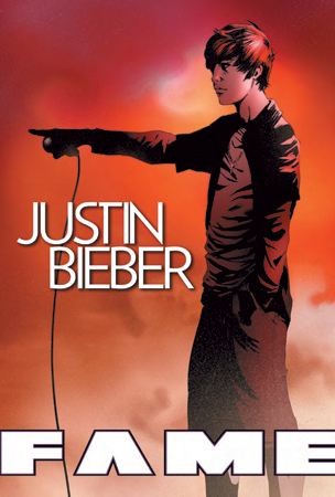 Justin Bieber's 'FAME' Graphic Novel Preview (PHOTOS)