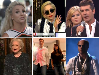 The Best TV Moments of 2010