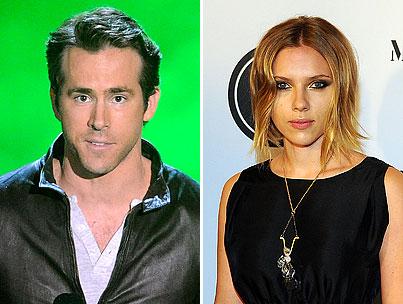 Scarlett Johansson and Ryan Reynolds Split