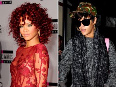 Rihanna's Brown Hair: Yay or Nay?