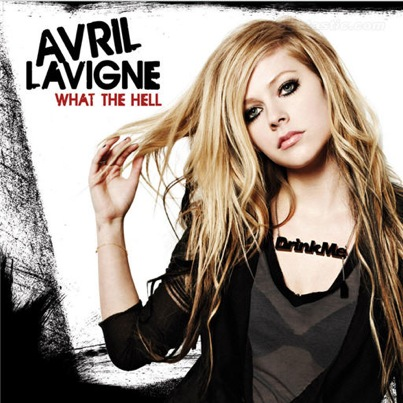 Avril Lavigne's 'What the Hell' Cover Revealed