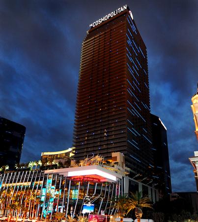 Cosmopolitan Hotel Opens in Las Vegas