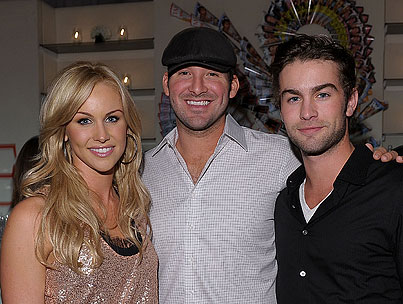Tony Romo Engaged to Chace Crawford's Sister