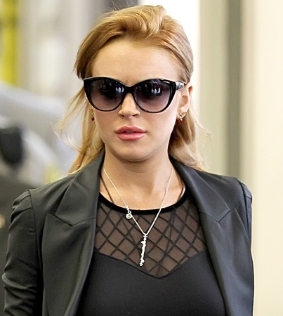 Lindsay Lohan: Stalked by Sam Lutfi?