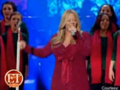 Mariah Carey on 'Christmas in Washington': Sneak Preview! (VIDEO)
