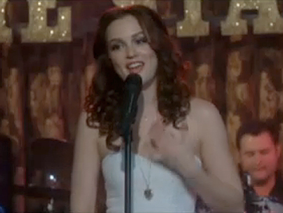 Leighton Meester Goes 'Country' With 'Summer Girls' (VIDEO)