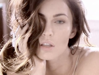 Watch Megan Fox's Sexy New Armani Ad