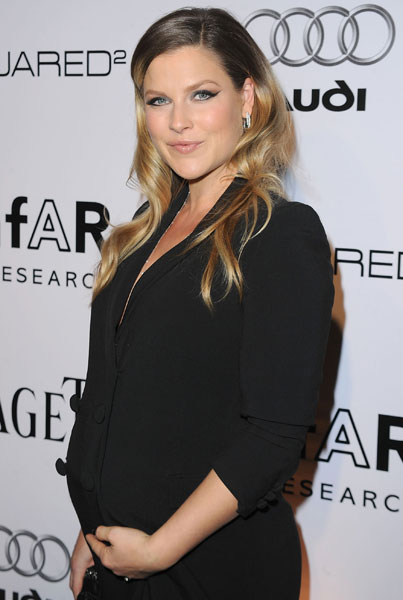 Ali Larter Welcomes Son Theodore