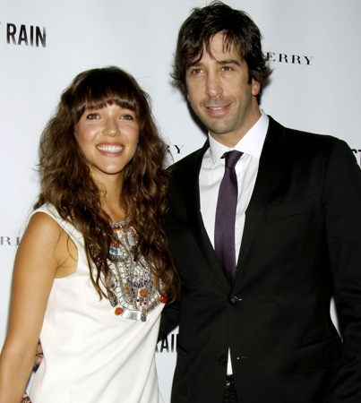 David Schwimmer Is Going to Be a Father