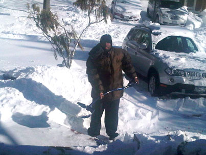 50 cent shovels snow