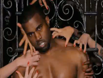 New Kanye West: 'Monster' (VIDEO)
