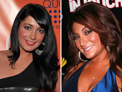 Is Jersey Shore's New Cast Member The New Angelina?