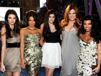 Kim Kardashian's People's Choice Award Fashion