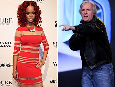 James Cameron Sinks Rihanna's 'Battleship'