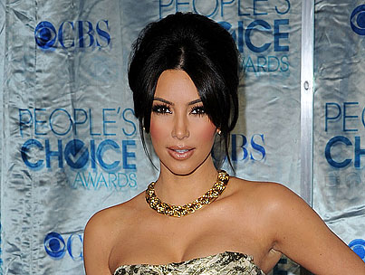 Kim Kardashian Slams Lip Injection Rumors