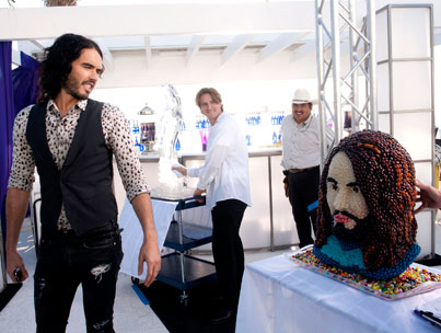 Russell Brand on 'Big Time Rush'