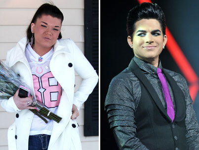 Adam Lambert Suffers Backlash Over 'Teen Mom' Comments-photo