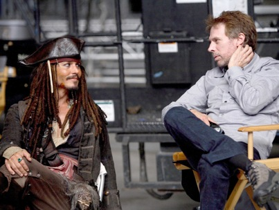 Fifth 'Pirates of the Caribbean' Movie Underway