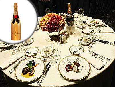 golden globes dinner